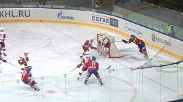 Danielssonův gól á al Granlund.