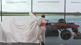 Nový monopost McLaren MP4-28