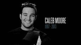Caleb Moore zemřel