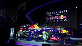 Red Bull představil monopost pro letošní sezónu