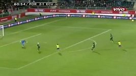Joao Pereira vstřelil nešťastný vlastní gól