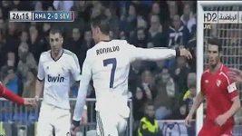Ronaldo hattrick.