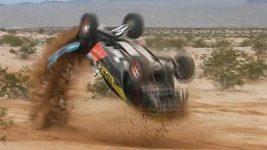 Divoké salto na Rally Fighter