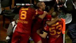 Didier Drogba vstřelil svůj první gól za Galatasaray
