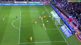 Messiho góly Granadě.