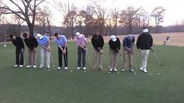 Zdařilá golfová spolupráce