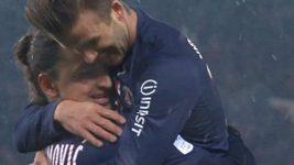 Debut Davida Beckhama za PSG