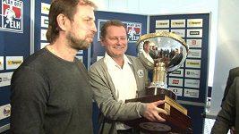 Předání Prezidentského poháru Zlínu