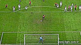 Drogbova nevydařená penalta