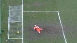 Neuznaný gól ve skotské lize
