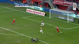 Promarněná šance Willema Janssena z Twente