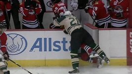 Hromadná bitka v AHL.