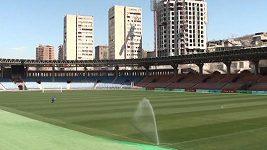 Stadión v Jerevanu