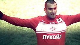 Jura Movsisjan vstřelil hatrick při svém debutu za Spartak Moskva