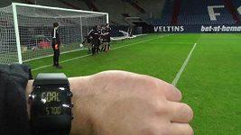 Technologie na určování gólů