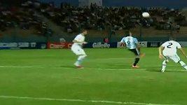 Nádherný gól nůžkami v podání Argentince Sebastiána Driussiho