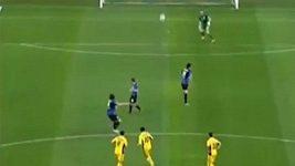 Xavier Cleiton vstřelil gól přímo z výkopu.