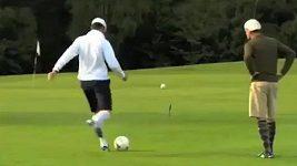 fotbalový golf