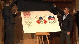 Český olympijský tým má nový vizuální motiv
