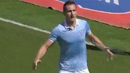 Klose nastřílel pět gólů za Lazio