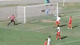 Neuvěřitelný vlastní gól v moldavské lize