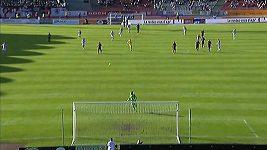 Fantastický gól v podání tuniského útočníka Sabera Khelify.