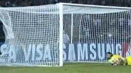 Parádní gól Riquelmeho.