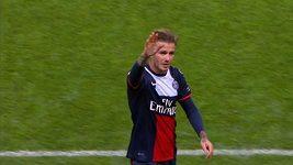 Dojemné loučení Davida Beckhama