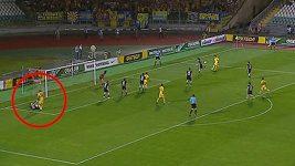 Nevídaná ukázka fair play v ukrajinské lize.