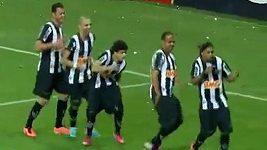 Ronaldinhův brazilský taneček