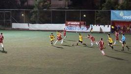 Úžasné sólo amatérského řeckého fotbalisty