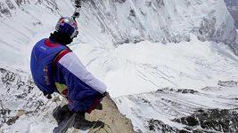Red bull - Mount Everest base jump
