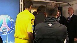 Sportovní ředitel PSG Leonardo strčil do rozhodčího
