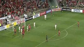 Íránského brankáře napadli hráči Jižní Koreje