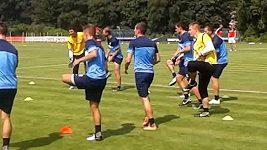 Sparta trénink