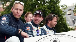 Smrtelná nehoda Allana Simonsena v Le Mans