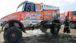 Silk Way Rallye - 2. etapa
