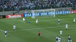 Gol de Bernard