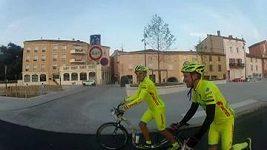 Tour de France na koloběžkách, 15. etapa s obávaným Mont Ventoux.