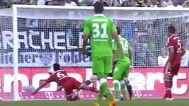 Thiago Alcantara dal první gól za Bayern