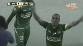 Marínova fotbalová paráda