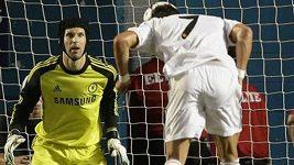 Sestřih gólů z utkání Real Madrid - Chelsea.
