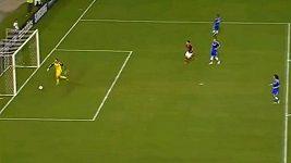 Kiks gólmana Chelsea