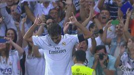 Raúl po letech oblékl dres Realu Madrid a znovu skóroval.