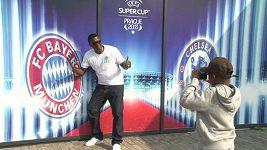Chelsea vs. Bayern - atmosféra