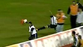 Masér zabránil gólu