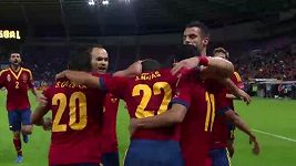 Španělé remizovali s Chile