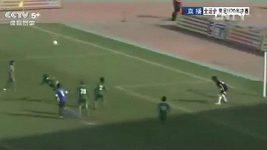 Nevídaný vlastní gól v Číně.