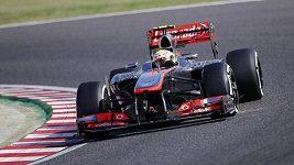 Zvuk motoru Honda pro formuli 1.