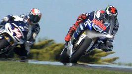 Racek vs motorka